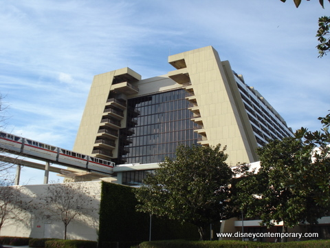 Disney S Contemporary Resort Information And Fan Site